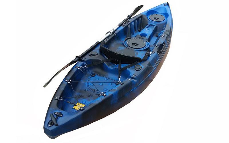 Καγιάκ Ενός Ατόμου σε Μπλε/Μαύρο χρώμα, GOBO SALT-2 - Gobo sports   χόμπι   hobby