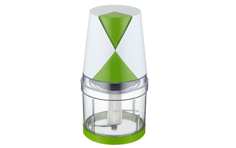 Ηλεκτρικός Πολυκόφτης - Μπλέντερ Multi 250W χωρητικότητας 500ml σε Λευκό/Πράσινο ηλεκτρικές οικιακές συσκευές   πολυκόφτες