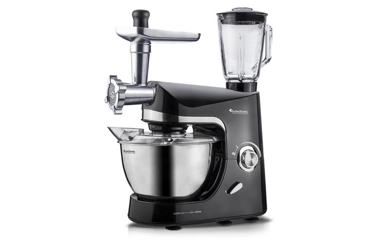 TurboTronic Κουζινομηχανή, μίξερ ζαχαροπλαστικής, μπλέντερ (mixer-blender) Κρεατ ηλεκτρικές οικιακές συσκευές   κουζινομηχανές