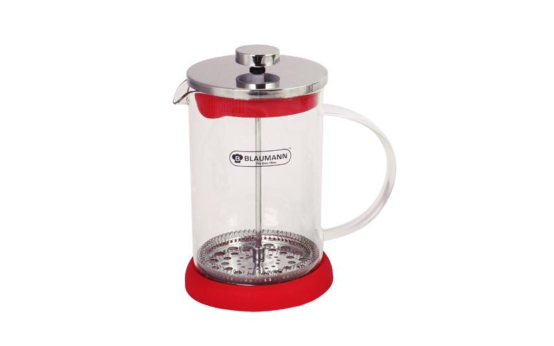 Blaumann BL-1443 Χειροκίνητη Καφετιέρα Γαλλικού 800ml από Ανοξείδωτο ατσάλι σε Κ μικροσυσκευές   καφετιέρες