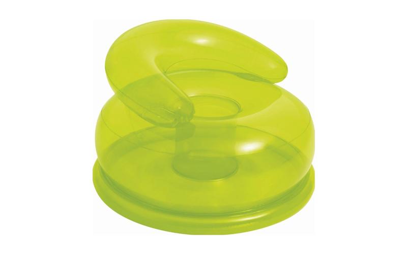 Φουσκωτή Πολυθρόνα για παιδιά 66x42cm σε Πράσινο χρώμα, Intex 48509NP - Intex παιχνίδια  παιδί  και  βρέφος