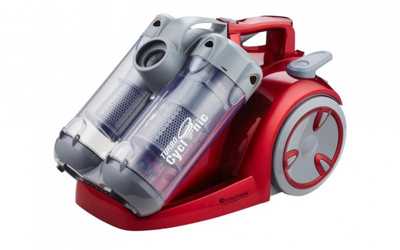 TurboTronic TT-CV03 Ηλεκτρική σκούπα χωρίς σακούλα Max Υψηλής απορροφητικότητας  καθαριότητα και σιδέρωμα   ηλεκτρικές σκούπες και ρομπότ καθαρισμού