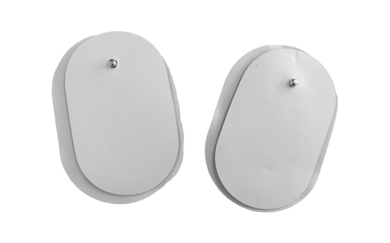 Wellys Ανταλλακτικά Επιθέματα της Ηλεκτρονικής Συσκευής Θεραπείας Μασάζ 2 σε 1 ( υγεία  και  ομορφιά