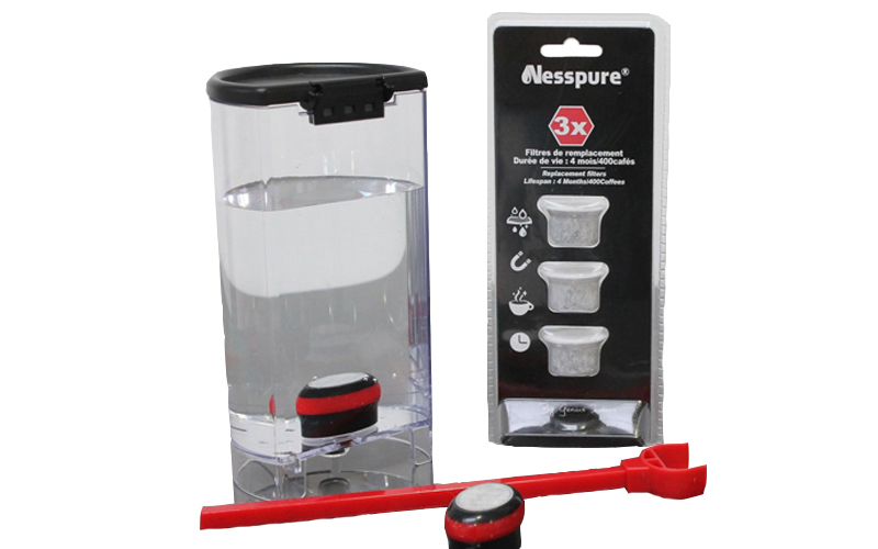 Genius Ideas Σετ 3 τεμ. Ανταλλακτικά Φίλτρα του συστήματος φίλτρου για μηχανές N ηλεκτρικές οικιακές συσκευές   καφετιέρες και είδη καφέ