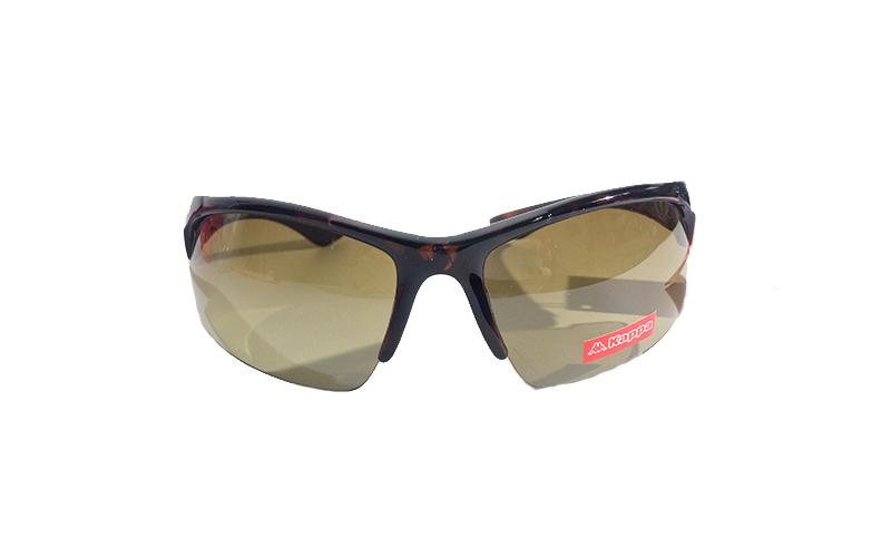 Kappa 89919 Unisex Γυαλιά Ηλίου με Σκελετό Ταρταρούγα, Καφέ φακό, 100% προστασία υγεία  και  ομορφιά   οπτικά γυαλιά
