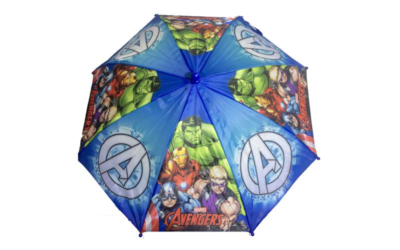 Marvel Παιδική Ομπρέλα Avengers με μπαστούνι 65cm διαμέτρου - Marvel ρούχα  παπούτσια  και  αξεσουάρ   ομπρέλες