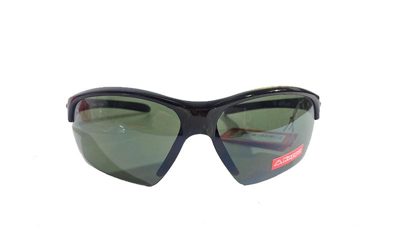 Kappa 89919 Unisex Γυαλιά Ηλίου με Λαδί Σκελετό, Μαύρο φακό, 100% προστασία UV,  υγεία  και  ομορφιά   οπτικά γυαλιά