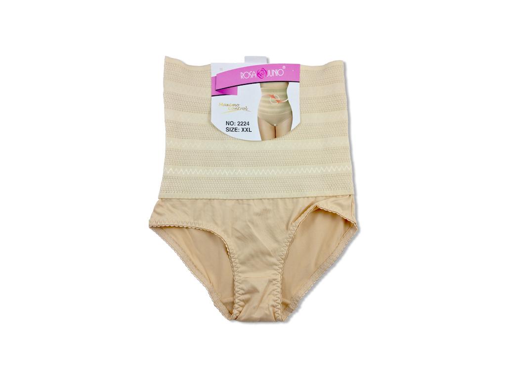 Γυναικείο Εσώρουχο Maxi Σλιπ (Slip) - Κορσές για Επίπεδη κοιλιά σε Μπεζ χρώμα -  είδη ένδυσης και υπόδησης   γυναικεία εσώρουχα