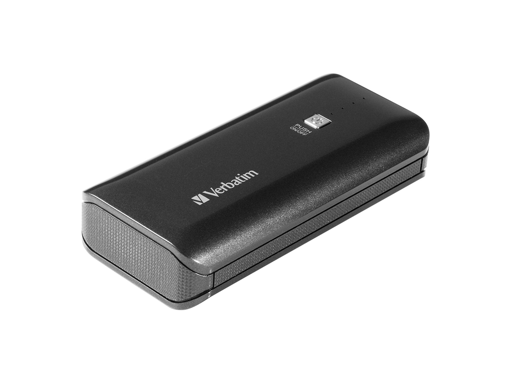 Verbatim Επαναφορτιζόμενο USB Power Bank 2600mAh για Smartphones, Tablets, mp3s  τηλεφωνία και tablets   power bank