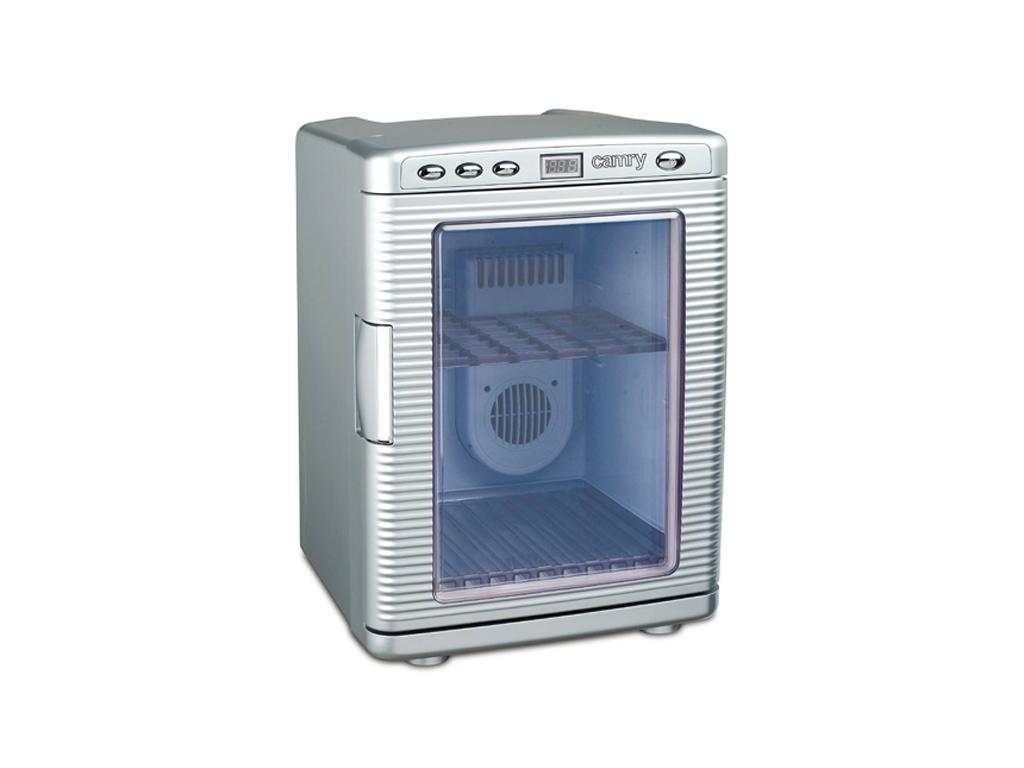 Camry Μίνι Φορητό Ψυγείο 20L 37.1x32x45.3cm με δυνατότητα σταθερής θερμοκρασίας  μικροσυσκευές   ψυγεία συντηρητές κρασιών