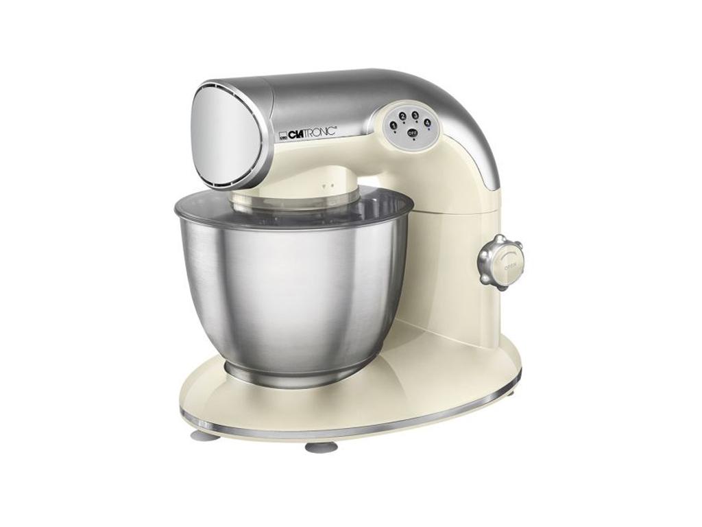 Clatronic KM 3632 Κουζινομηχανή - Μίξερ 1200Watt με Κάδο 5.6Lt και επιπλέον 3 Αξ κουζίνα   κουζινομηχανές πολυκόφτες
