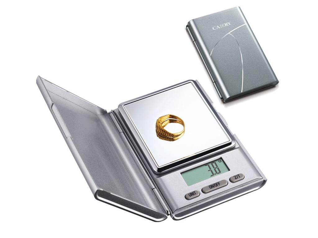 SOGO Μίνι Ψηφιακή Ζυγαριά Χρυσοχοΐας Ακριβείας Τσέπης 0,1g - 500gr, SS-3990 - SOGO
