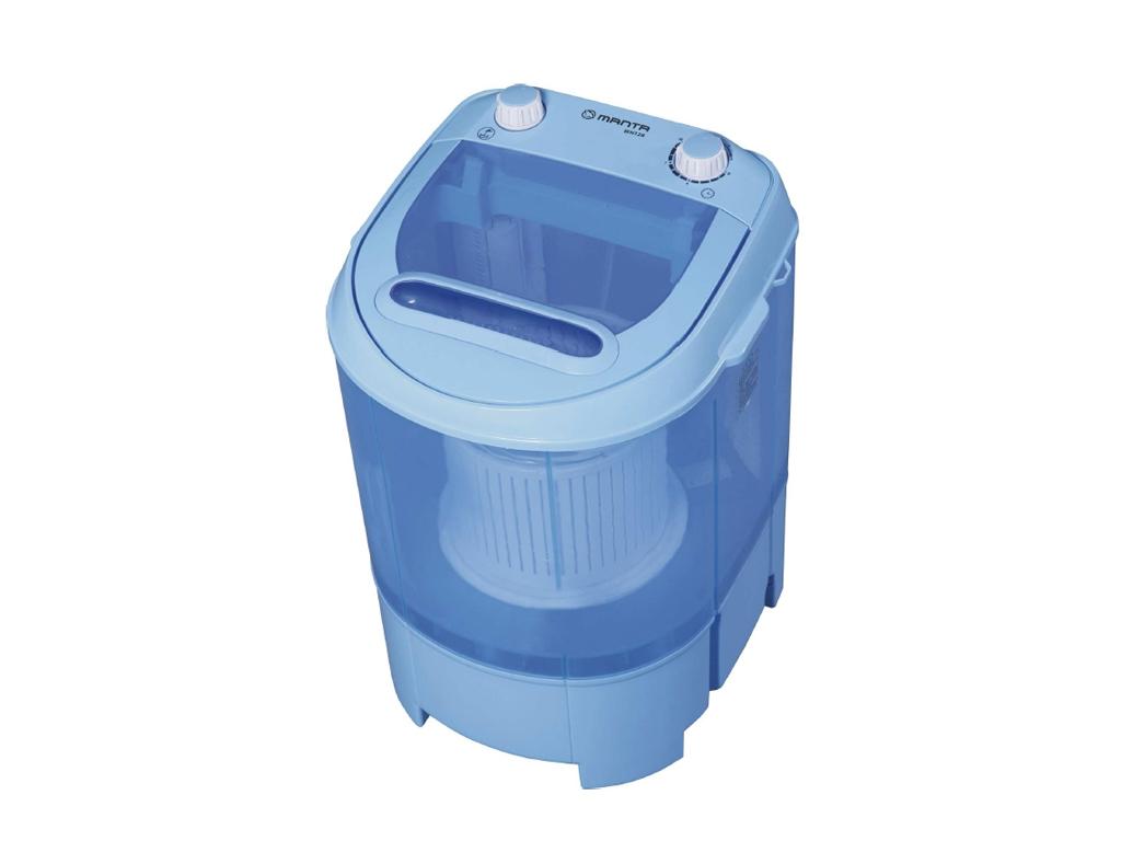 Manta Μίνι Πλυντήριο Ρούχων 180W 2.8Kg Ενεργειακής Κλάσης Α σε Μπλε χρώμα - Mant σπίτι   για το μπάνιο