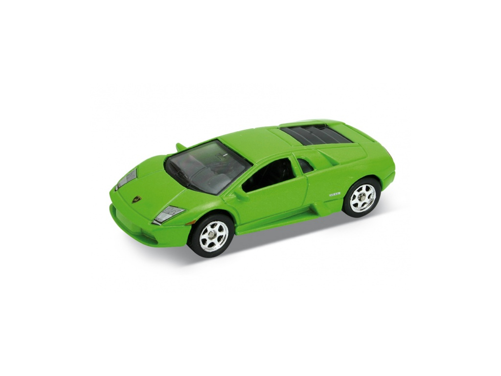 Welly Μεταλλικό Αυτοκίνητο Μινιατούρα LAMBORGHINI MURCIELAGO σε κλίμακα 1:38 Off παιχνίδια  παιδί  και  βρέφος   οικολογικά παιχνίδια