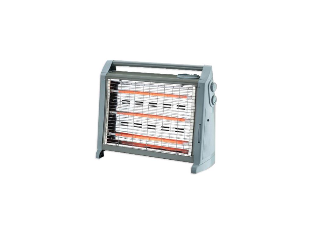 Luxgen Ηλεκτρική Θερμάστρα-Σόμπα Χαλαζία 1500W - Luxgen