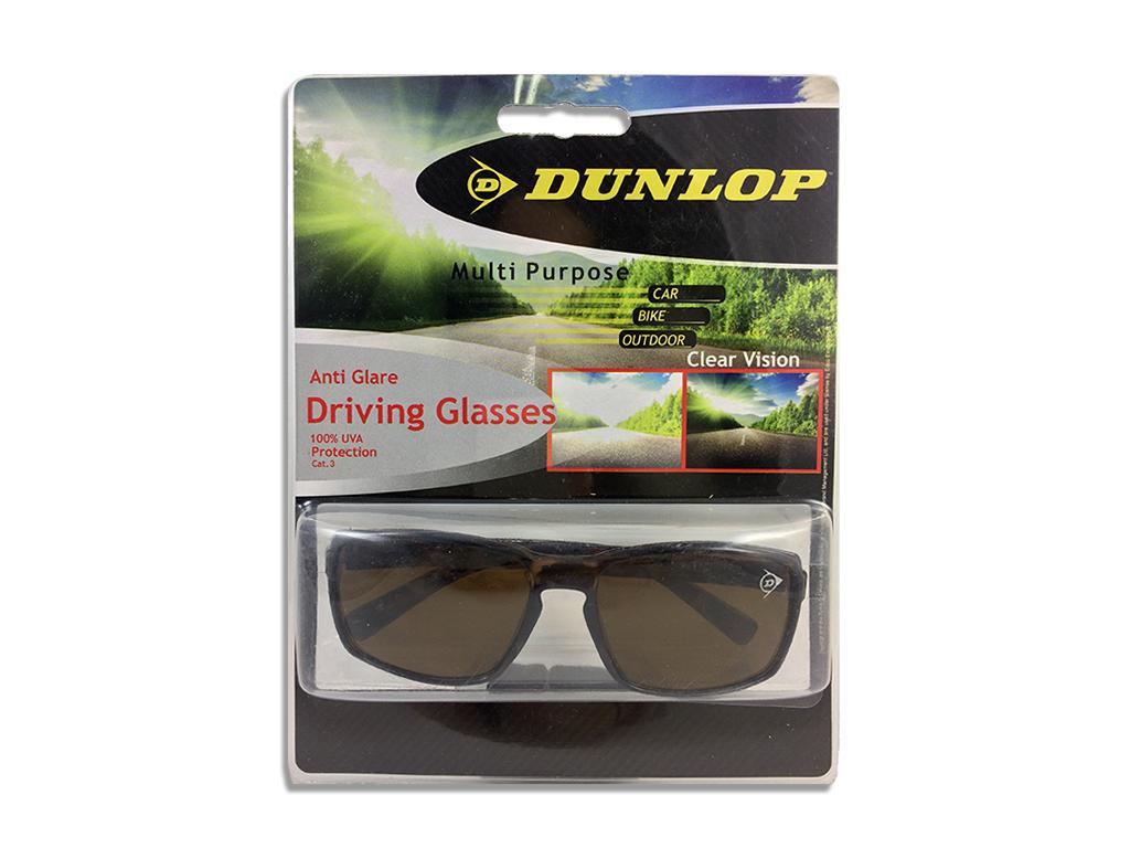 Dunlop 41469 Γυαλιά Ηλίου Ιδανικά για την Οδήγηση με Σκελετό Ταρταρούγα, Καφέ φα υγεία  και  ομορφιά   οπτικά γυαλιά