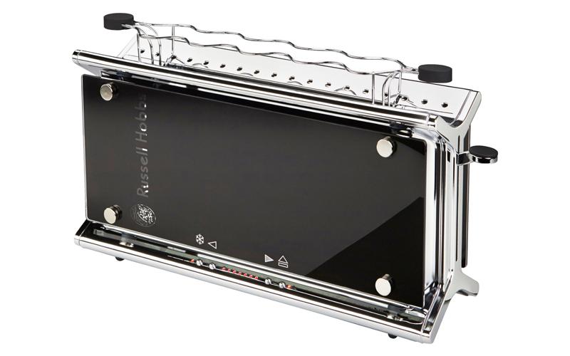 Russell Hobbs Τοστιέρα-Φρυγανιέρα Toaster 1080W με 7 Επίπεδα Ψησίματος, Περίβλημ μικροσυσκευές   τοστιέρες σαντουιτσιέρες