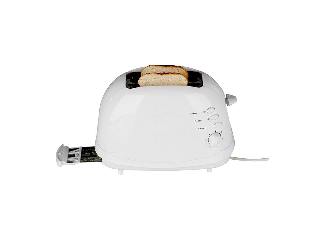 Telefunken 22325 Τοστιέρα-Φρυγανιέρα Toaster 700W με 2 Θέσεις και 7 επίπεδα ψησί μικροσυσκευές   τοστιέρες σαντουιτσιέρες