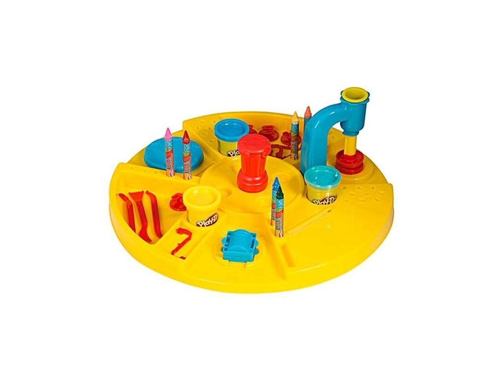 Hasbro 31065 Play-Doh Φτιάξε τις καλύτερες κατασκευές και ζωγραφιές με τον σταθμ παιχνίδια   εκπαιδευτικά παιχνίδια