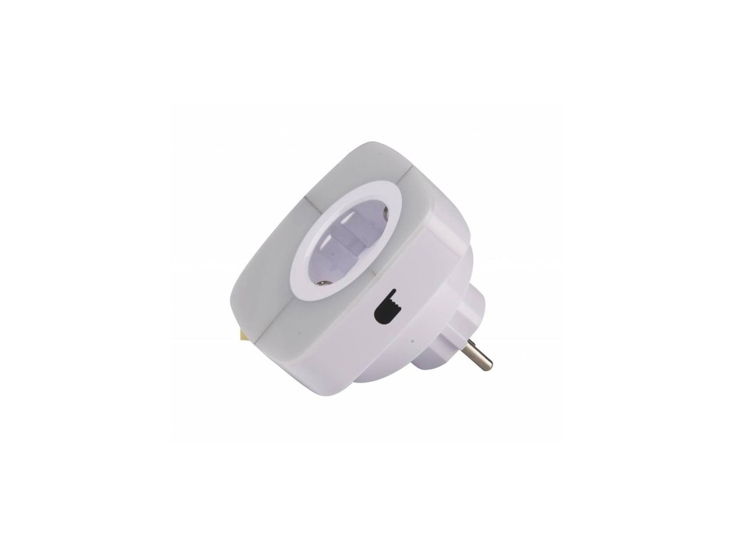 Grundig 56416 Φωτάκι Νυχτός 12 LED σε Λευκό χρώμα με Αισθητήρα Κίνησης και δυνατ διακόσμηση   φωτισμός