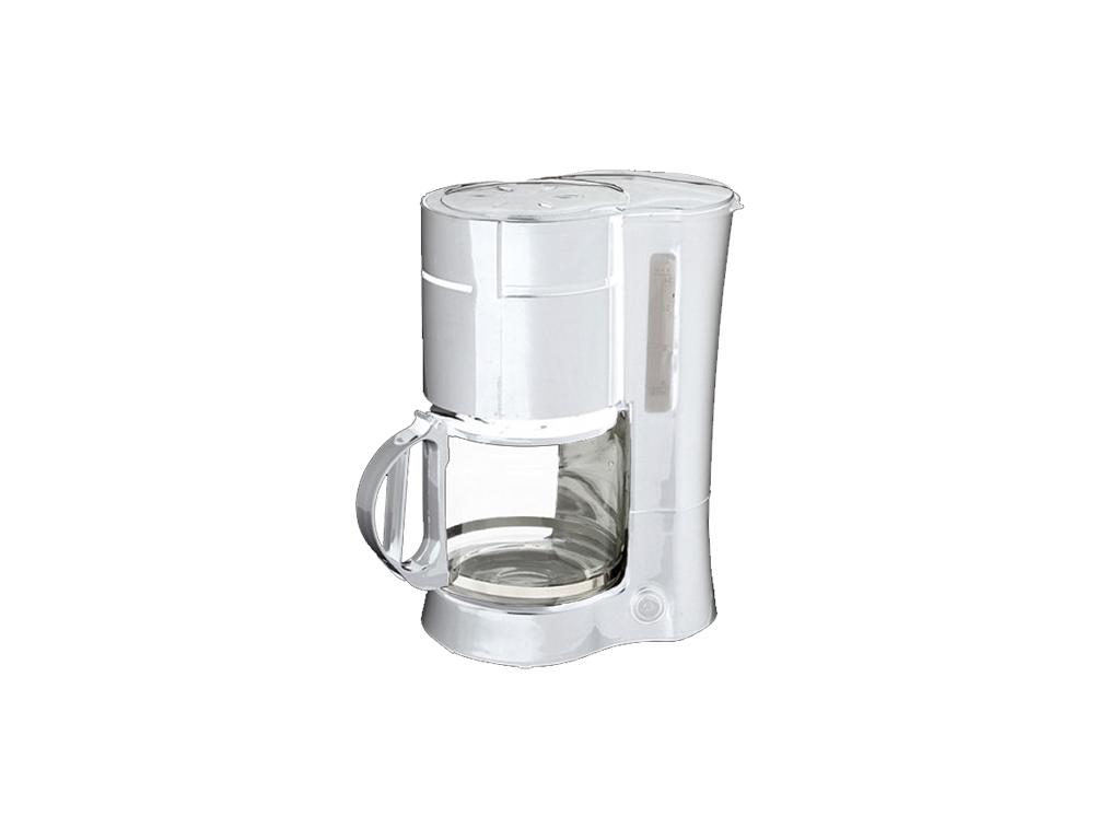Telefunken 96325 Καφετιέρα Φίλτρου 1000W 1,2lt σε Λευκό χρώμα - TELEFUNKEN μικροσυσκευές   καφετιέρες