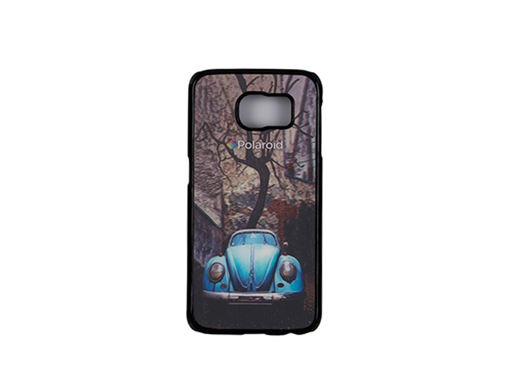 Polaroid 98046 Σκληρή Λεπτή 3D Θήκη Προστασίας Hard Shell για Samsung Galaxy S6 με σχέδιο Σκαραβαίο