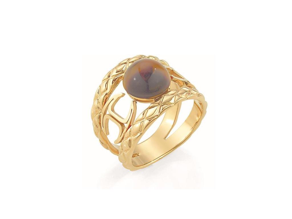 Just Cavalli SCAEM10014 Γυναικείο Κόσμημα Δαχτυλίδι από ανοξείδωτο ατσάλι σε Χρυ γυναικεία αξεσουάρ και κοσμήματα   γυναικεία δαχτυλίδια