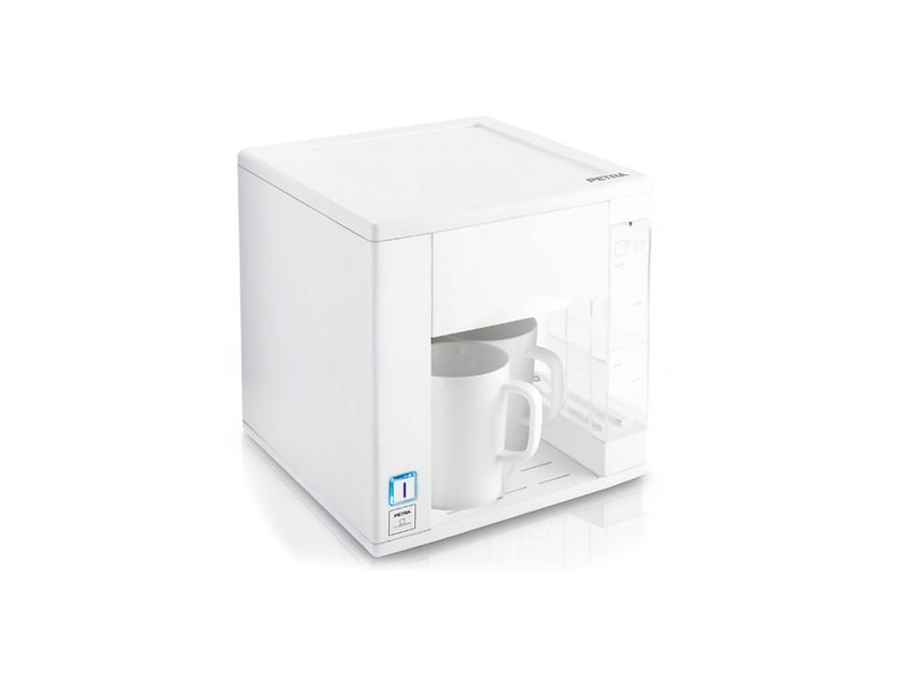 Princess Compact4All 244000 Συμπαγής Συσκευή Καφετιέρα 600W για 2 Φλιτζάνια Καφέ
