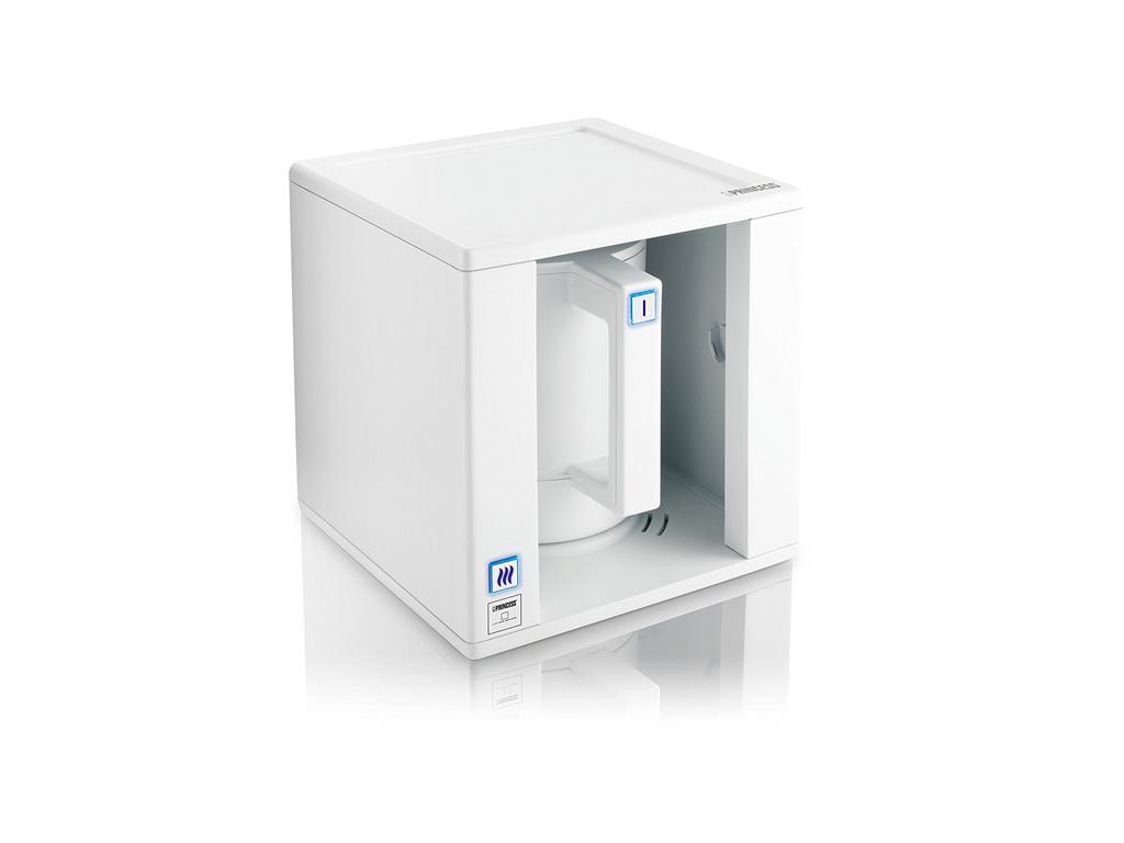 Princess Compact4All 234000 Συμπαγής Συσκευή με Ασύρματο Βραστήρα νερού 500-750W ηλεκτρικές οικιακές συσκευές   βραστήρες
