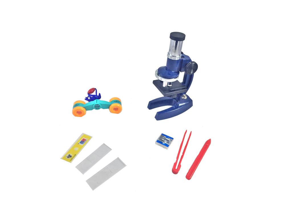 Σετ Παιχνίδι Εκπαιδευτικό Μικροσκόπιο Microscope set με 2 Βοηθητικά εξαρτήματα κ παιχνίδια   εκπαιδευτικά παιχνίδια