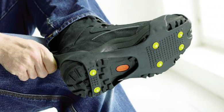 Ice Treads Αντιολισθητικά Πέλματα για όλα τα παπούτσια για το Χιόνι και τον Πάγο εργαλεία για μαστορέματα   ρουχισμός εργασίας