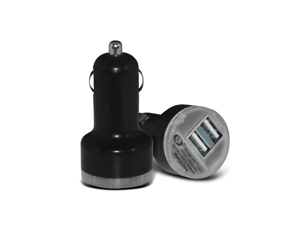 All Ride Φορτιστής Αυτοκινήτου USB dual 2.1Α & 1.1A Ισχύος 12/24V Ιδανικός και γ αξεσουάρ αυτ του   φορτιστές βάσεις κινητών αυτ του