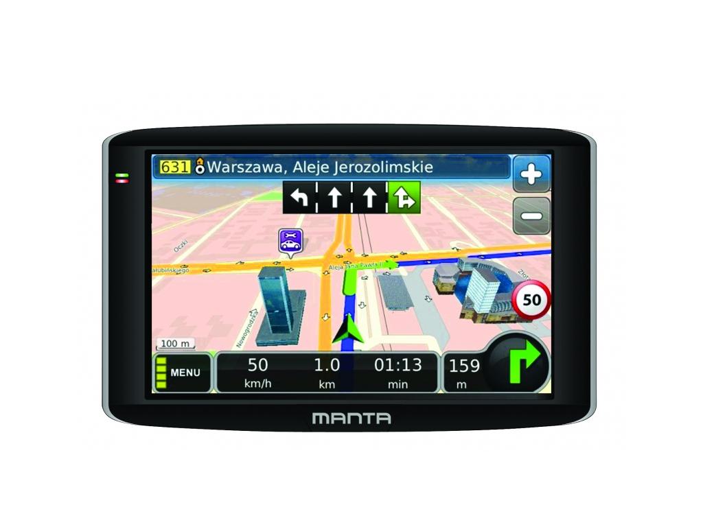 Manta EASY RIDER 5 GPS navigation system Σύστημα Πλοήγησης αυτοκινήτου οθόνης αφ gps και είδη αυτοκινήτου   σύστημα πλοήγησης gps