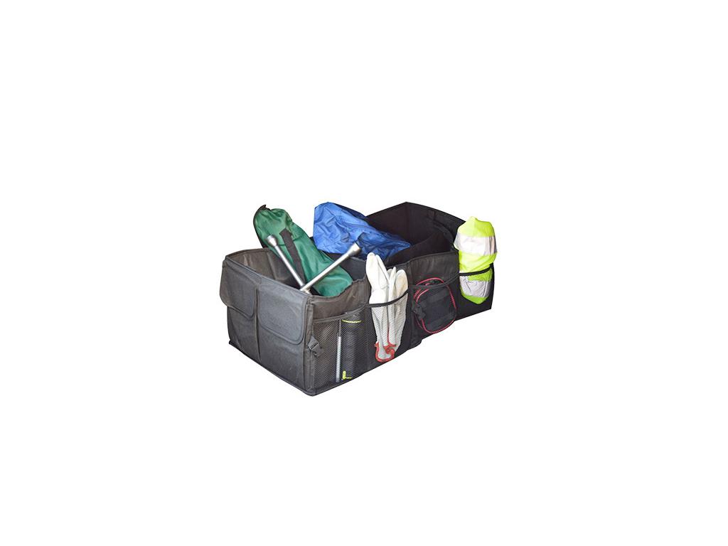 Jocca Διοργανωτής Αυτοκινήτου με Πολλαπλές θήκες και Τσέπες σε Μαύρο χρώμα 70x25 αξεσουάρ αυτοκινήτου   διακοσμητικά αυτοκινήτου