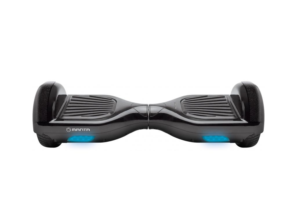 "Manta VIPER Smart Balance Wheel 6.5"" Scooter Hoverboard Μαύρο Ηλεκτρικό Σκούτερ  παιχνίδια   πατίνια και τρίκυκλα"