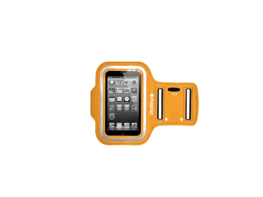 Polaroid Armband Sport Sleeve Universal - Θήκη μπράτσου για Apple iPhone SE/5/5S αθλητισμός και fitness   ρούχα  αξεσουάρ και φορητή τεχνολογία
