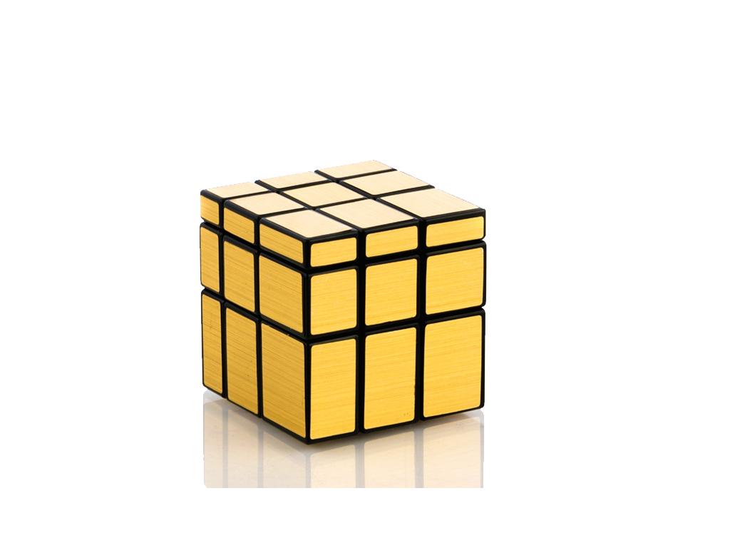 3D Ubik Σπαζοκεφαλιά Μαγικός Κύβος σε Κίτρινο χρώμα, V0100151 - 3D Ubik παιχνίδια   εκπαιδευτικά παιχνίδια