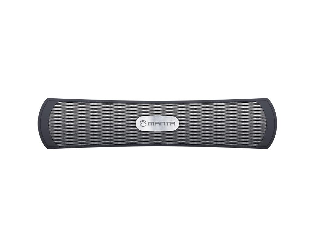 Manta Bluetooth Ηχείο 2x 3W με υποδοχές microSD/USB/Aux In, SPK407 - Manta ήχος   bluetooth και μικρά ηχεία