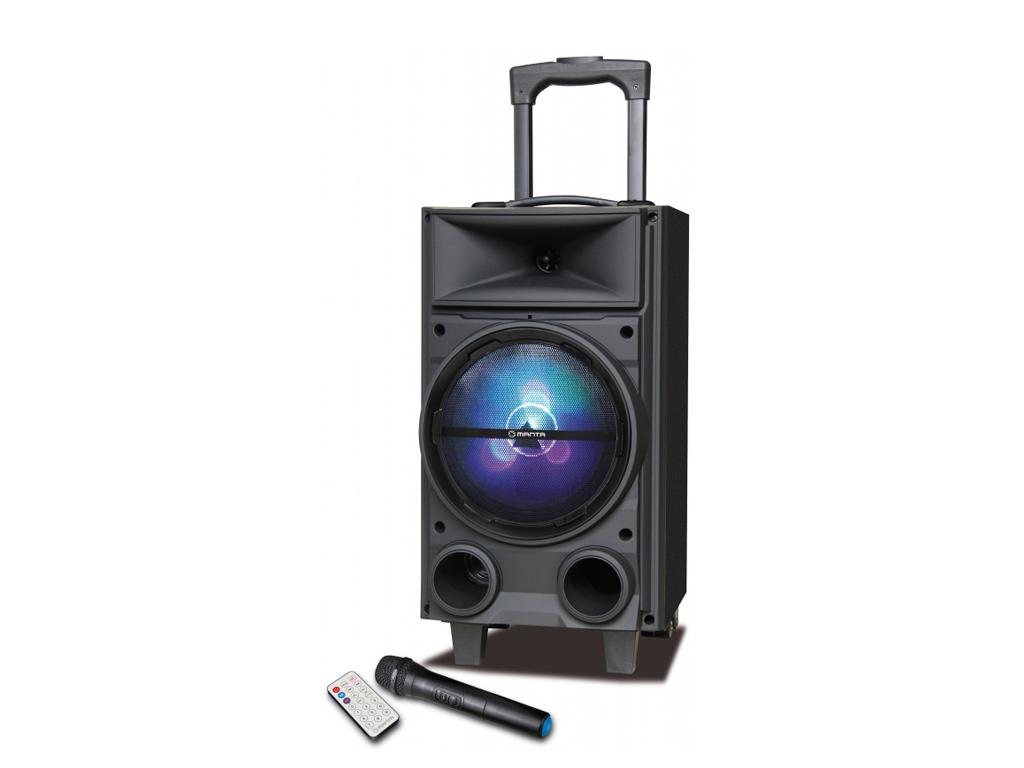 Manta BUFFALO Karaoke Καραόκε Ηχοσύστημα για καραόκε 2000 P.M.P.O. Bluetooth με  εκδηλώσεις και γιορτές   καραόκε