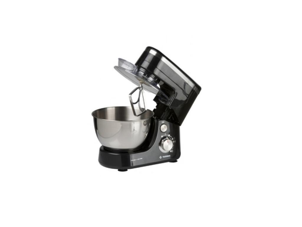 Telefunken Κουζινομηχανή - Μίξερ 800 Watt με Κάδο 5lt και 3 εξαρτήματα Υψηλής Πο για την κουζίνα   κουζινομηχανές πολυκόφτες