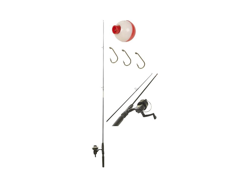 Καλάμι Ψαρέματος 2m με 3 Αγκίστρια και Πλωτήρα, 90945 - Cb sports   χόμπι   hobby