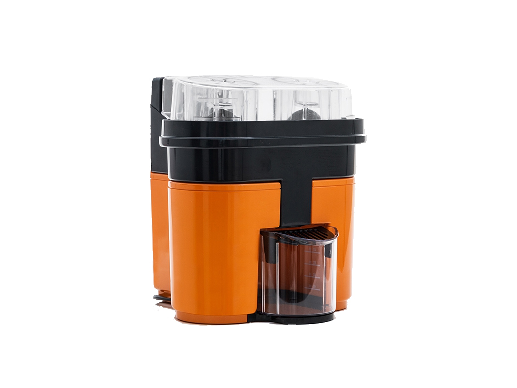 Διπλός αποχυμωτής πορτοκαλoστίφτης λεμονοστίφτης Delizius Deluxe Double Orange J ηλεκτρικές οικιακές συσκευές   αποχυμωτές
