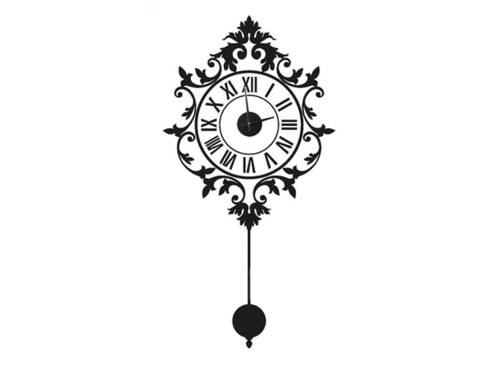 Μοντέρνο Ρολόι Τοίχου Αυτοκόλλητο DIY με Σχέδιο Μαύρο Ρολόι Τοίχου με Διακοσμητι διακόσμηση και φωτισμός   ρολόγια τοίχου  επιτραπέζια και επιδαπέδια ρολόγια