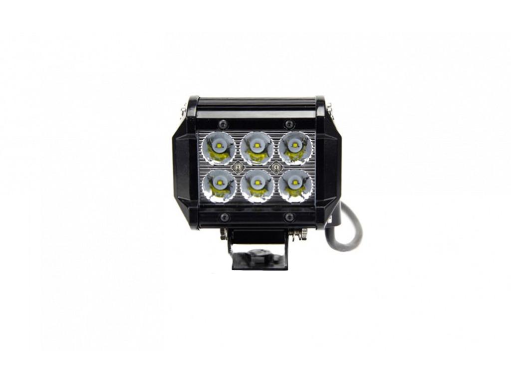 Προβολέας Αυτοκινήτου 18W με 6 λάμπες LED, AT003100 - OEM αξεσουάρ αυτοκινήτου   λάμπες αυτοκινήτου