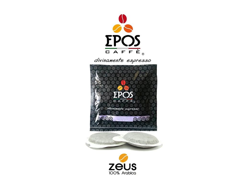 Epos Caffe Ταμπλέτες Espresso Zeus ESE PODS 150 τεμ. - Epos Caffe ηλεκτρικές οικιακές συσκευές   καφετιέρες και είδη καφέ