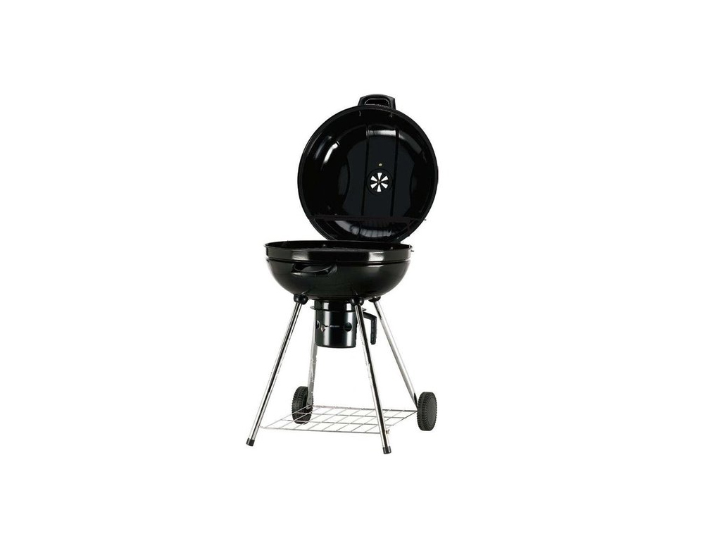 Bbq Collection Φορητή Υπαίθρια Ψησταριά Μπάρμπεκιου (Barbeque) 81x54x54cm με Σχά κήπος   ψησταριές barbeque