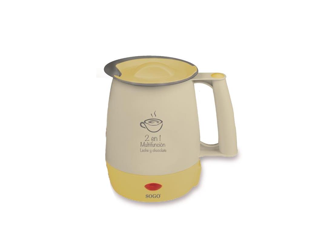 Sogo Συσκευή για αφρόγαλα και σοκολάτας Βραστήρας 1lt πολλών χρήσεων για Γάλα, Ν