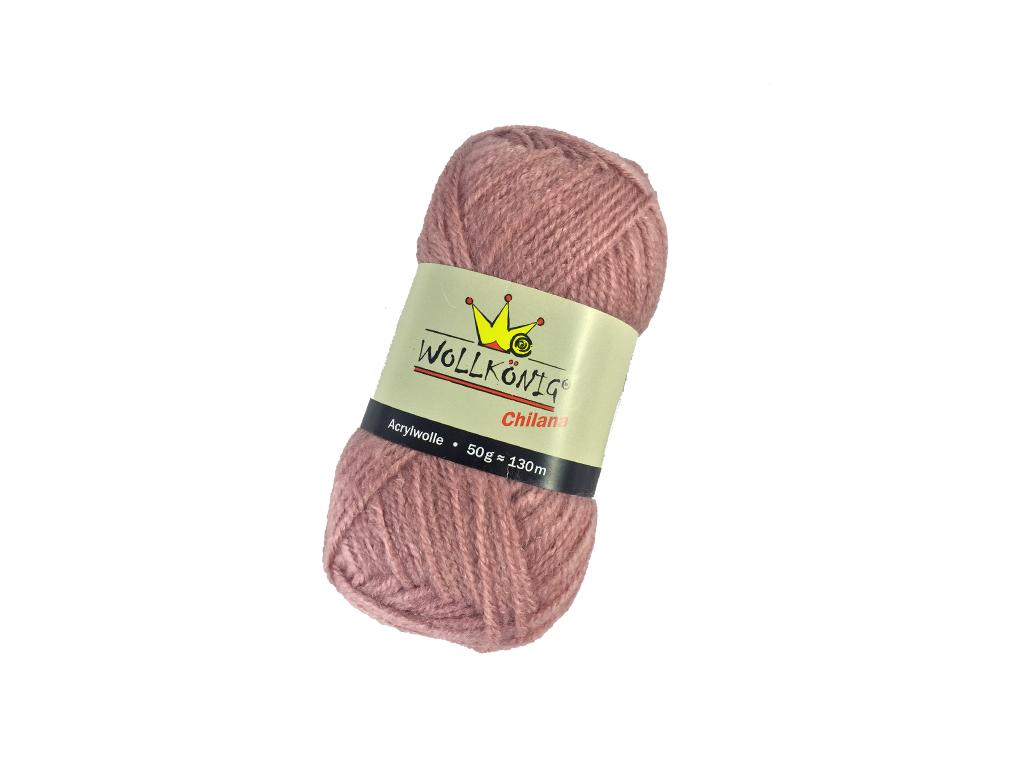 Νήμα Κλωστή χοντρή για πλέξιμο 100% Ακρυλικό 50gr-130m Χρώμα Ροζ - Cb