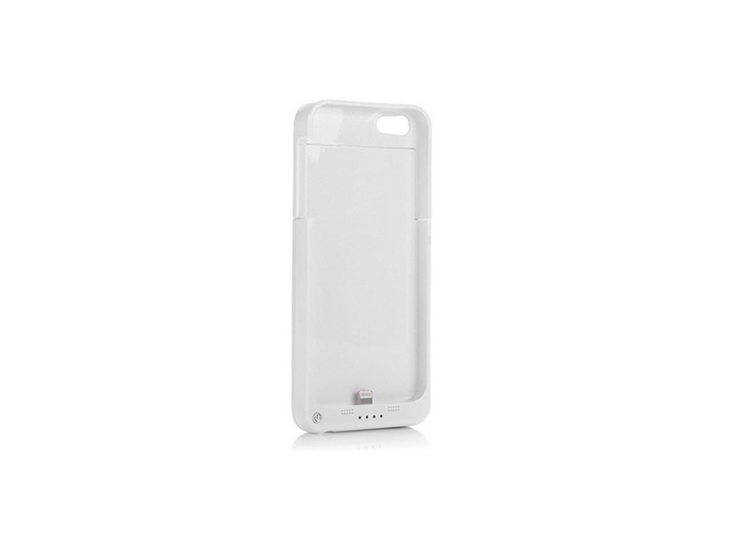 Power Bank 2200mAh - Ultra Slim Θήκη με Ισχυρή Μπαταρία για iPhone 5 Χρώμα Λευκό τηλεφωνία και tablets   power bank