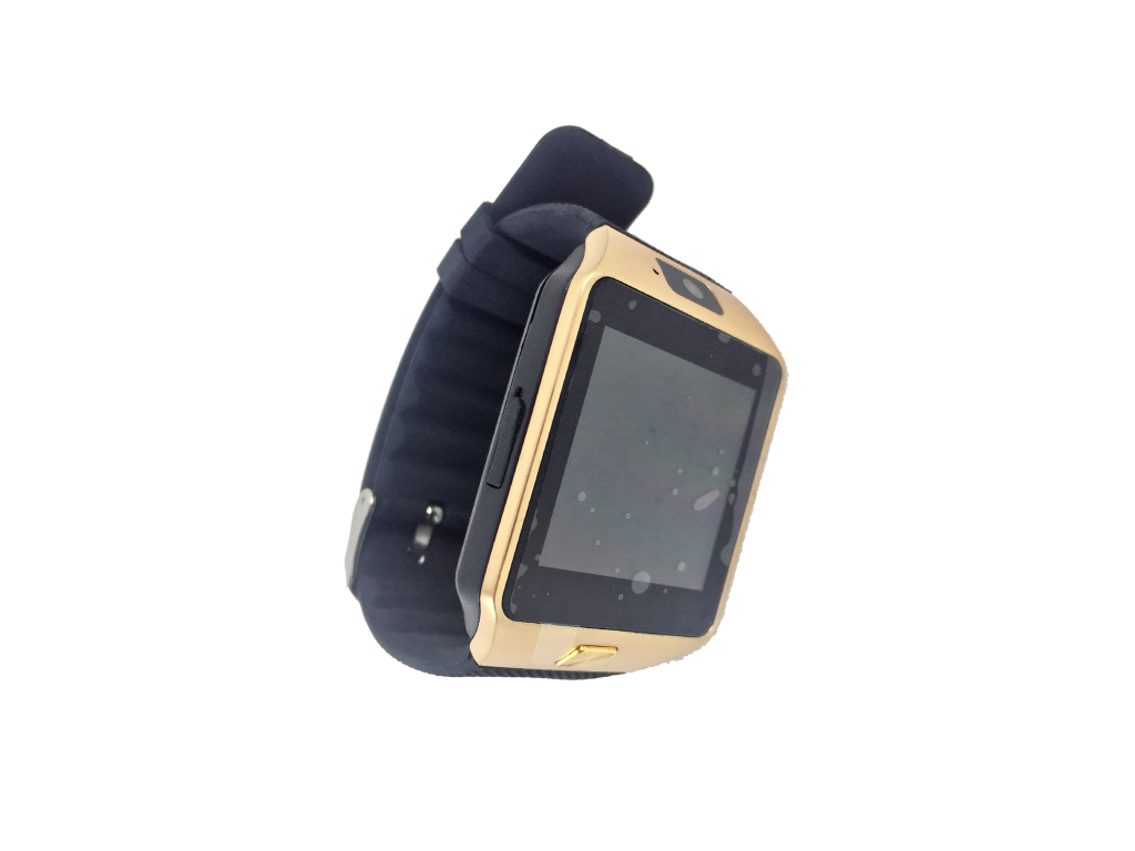 Sogo Έξυπνο Ρολόι Smartwatch με SIM συμβατό με Android και iOS σε Χρυσό χρώμα, N gadgets   smartwatch έξυπνα ρολόγια